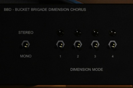 Full Dimension Synth with DDD Dimension Chorus