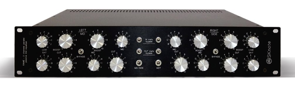 Rame – low-mid frequency stereo EQ with Mid-Side