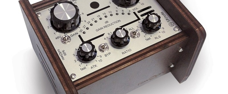 RawPro – Compressors with Preamplifier