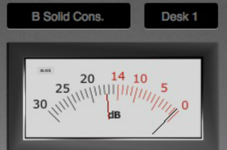 Easy rock guitar mixing with StripBus