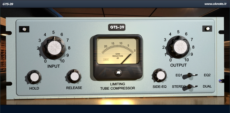 GTS39 – Limiting tube compressor
