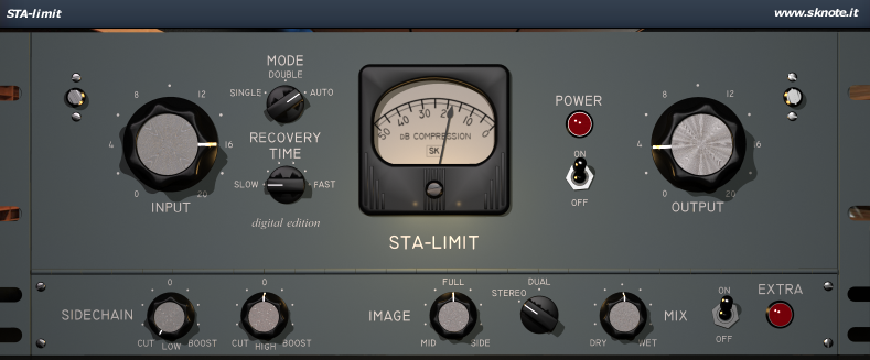 NY Metal Mastering Interface STA