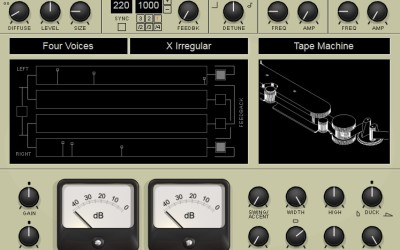 EchoTaps Delay VST/AU/AAX-DSP – History of Delay.