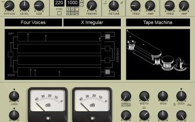 EchoTaps – a big set of presets.