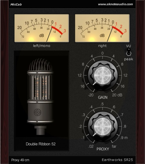 MicCab AAX-DSP – History of Microphones.