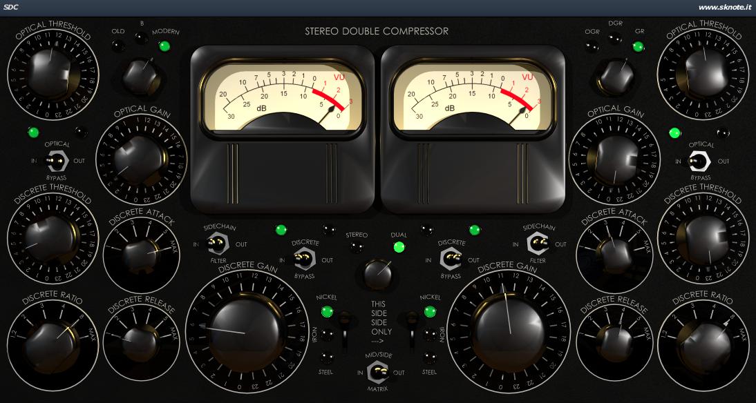SDC Hifi Drums Interface