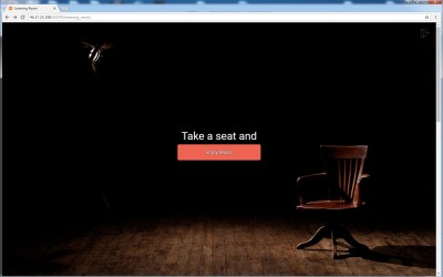 """Master Tools – Share and discuss your audio online with selected users: """"Listening Room""""."""