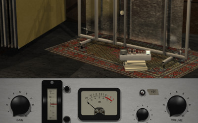 Verbtone v.2 – Plate Reverb with tube stage and multiple plates. Real vintage, physical models.