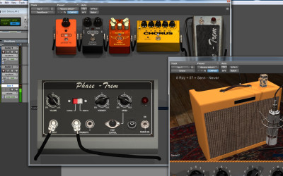 PedalBench Guitar/Bass effects bundle offer – New Guitar/Bass/Mix pedals series.