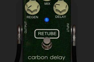 Carbon – Analog BBD Delay