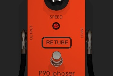 P90 phaser – A faithful model of one of the best modulation effects.