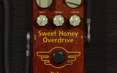 "Sweet Honey overdrive (""SHOD"" by Mad Professor)"