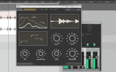 AnyGauss – New life for your Drums.